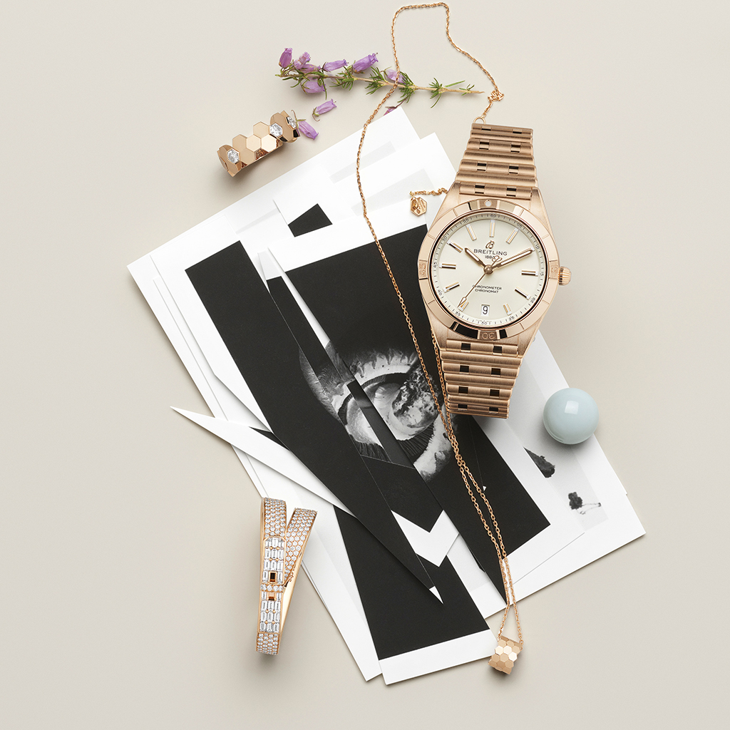 Montres et bijoux : l'or de l'automne