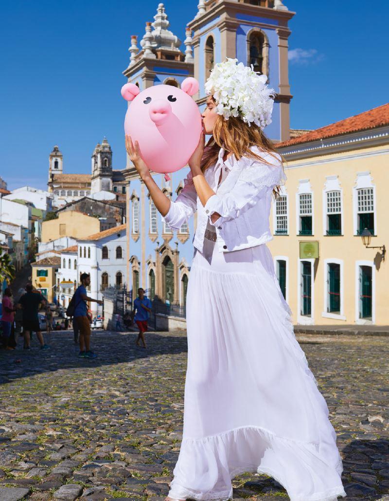 Naf Naf Mariage A Bahia Une Collection Pour Rayonner Le Jour J Elle