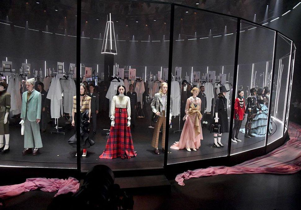 Pourquoi le défilé Gucci est déjà le plus important de la saison - Elle