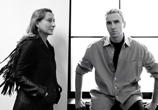 Raf Simons rejoint Prada : Pourquoi c'est un événement - Elle
