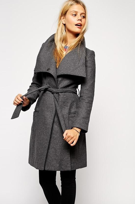 2a75011f52d33 Manteau femme   tendances, shoppings, conseils, à vous le bon manteau ! -  Elle