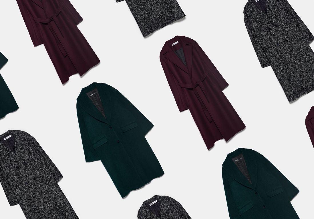 Elle Zara Zara tendance Manteaux 2020 Manteaux JTcul13FK