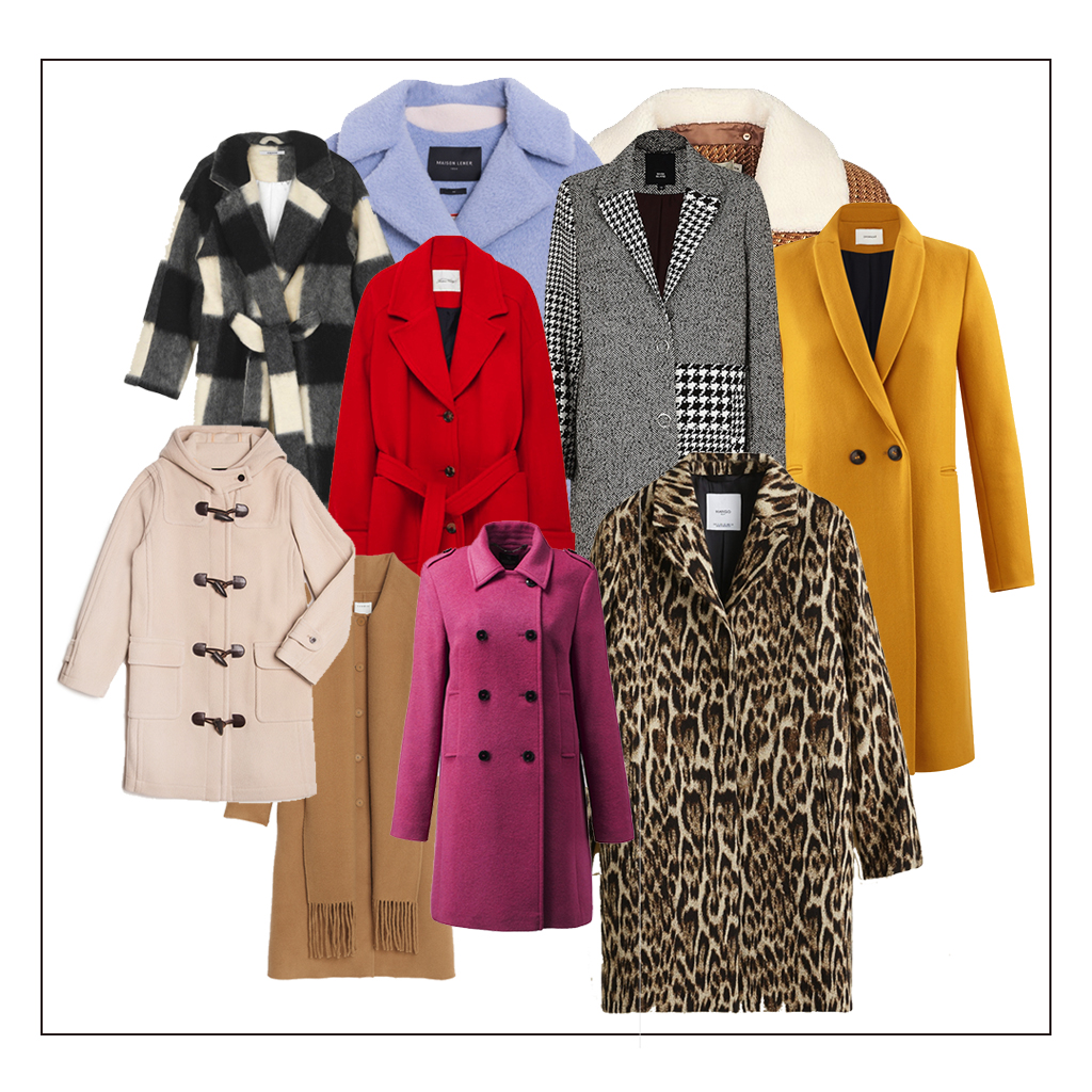 Manteau femme hiver 2018 2019 : 50 manteaux pour femme à