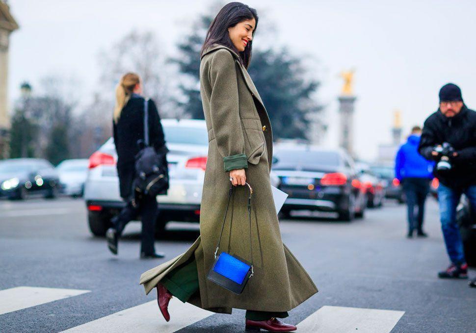 15 manteaux longs pour contrer le froid Elle