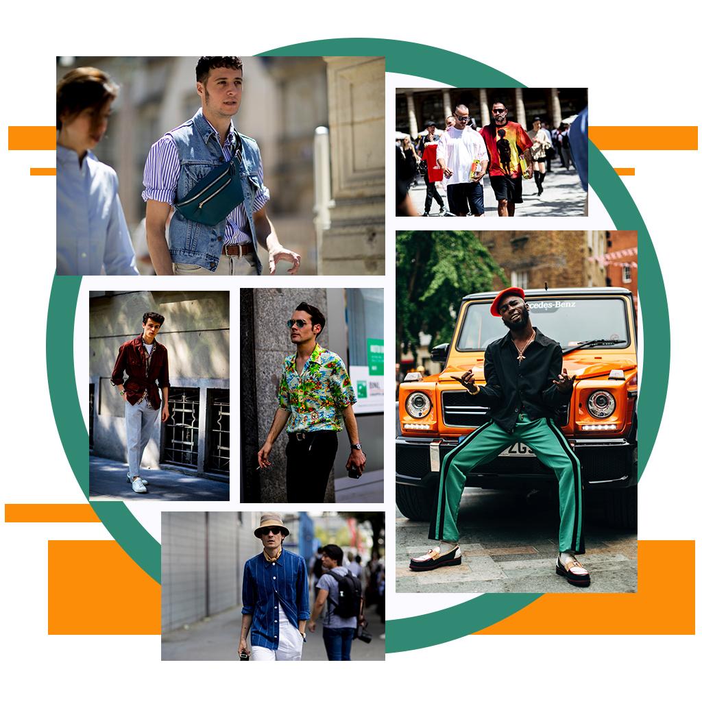 Street style homme 77 photos de street style homme rep r s pendant la fashion week elle Style fashion week in la