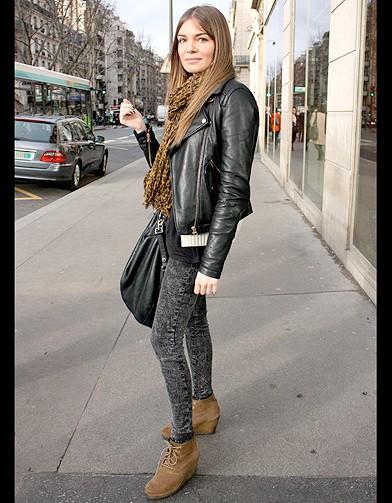 mode tendance shopping street style look rock charlotte. Black Bedroom Furniture Sets. Home Design Ideas