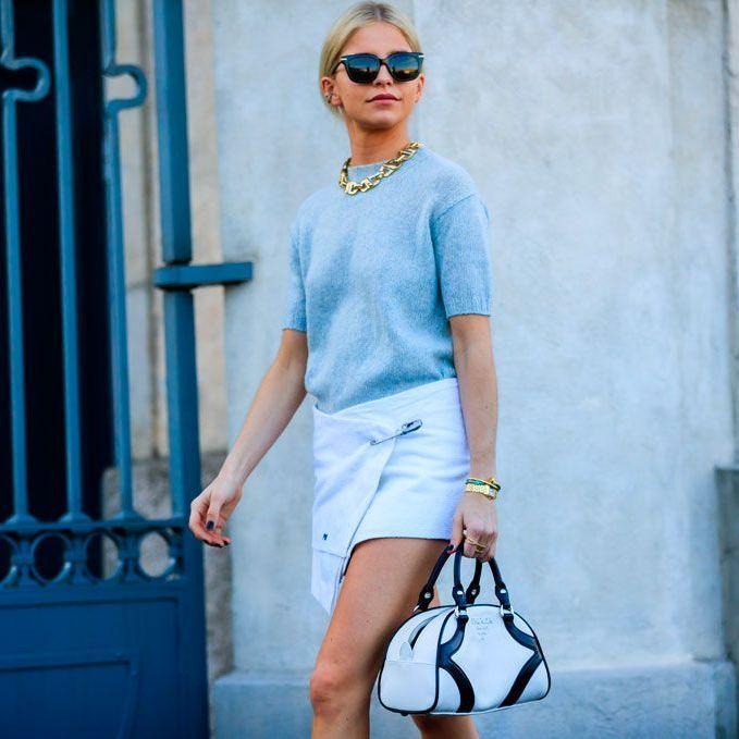 Fashion Week Milan : et si on s'inspirait d'un street style pour piquer des idées mode à adopter dès maintenant - Elle