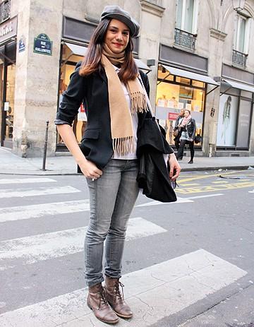 Street Style toutes en jean !