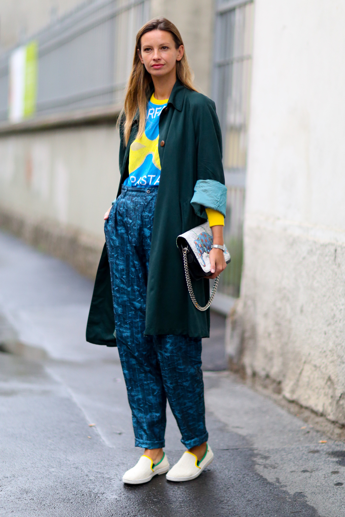 Style casual chic , Street style  20 filles qui portent bien le style  casual , Elle