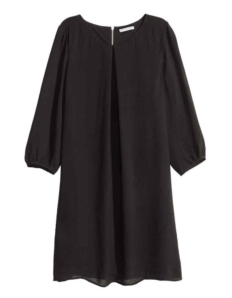Robe pour morphologie en H H&M - Quelle robe pour ma morphologie en H - Elle