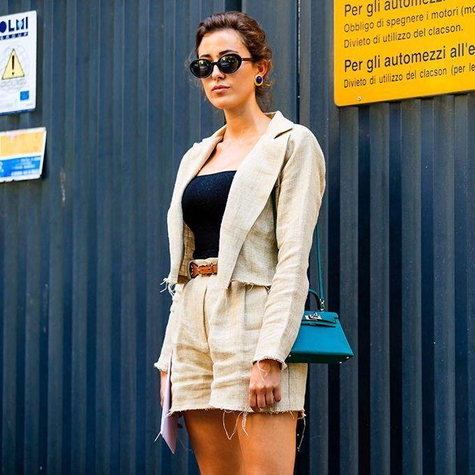 Les plus beaux shorts femme de l'été Elle