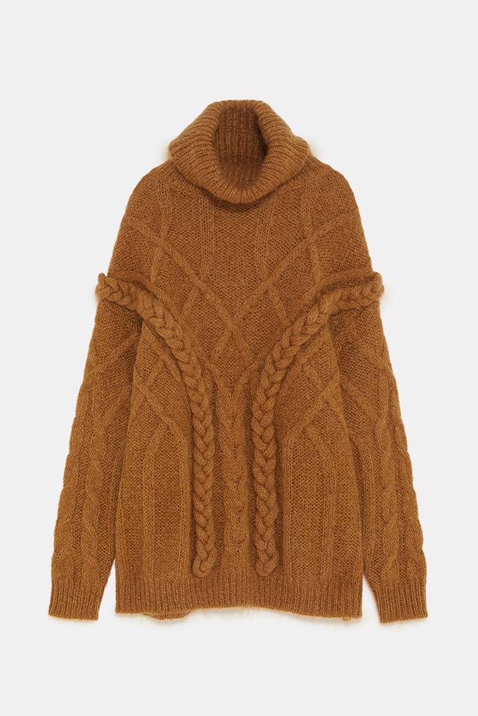 pull en laine zara 30 pulls en laine pour tre au chaud. Black Bedroom Furniture Sets. Home Design Ideas