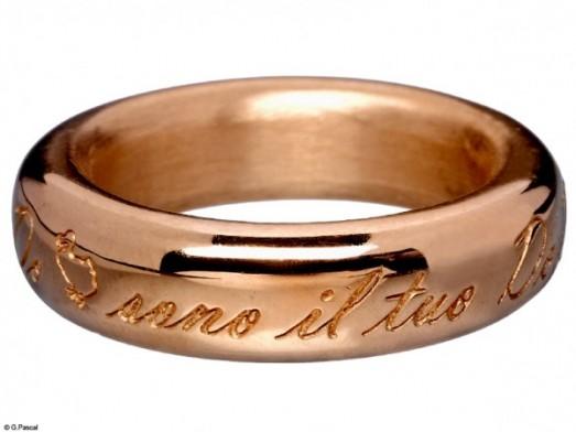 Mode diaporama accessoire bijoux mariage alliance dodo pomellato