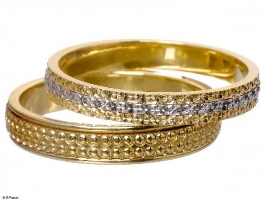 Mode diaporama accessoire bijoux mariage alliance yvonne leon