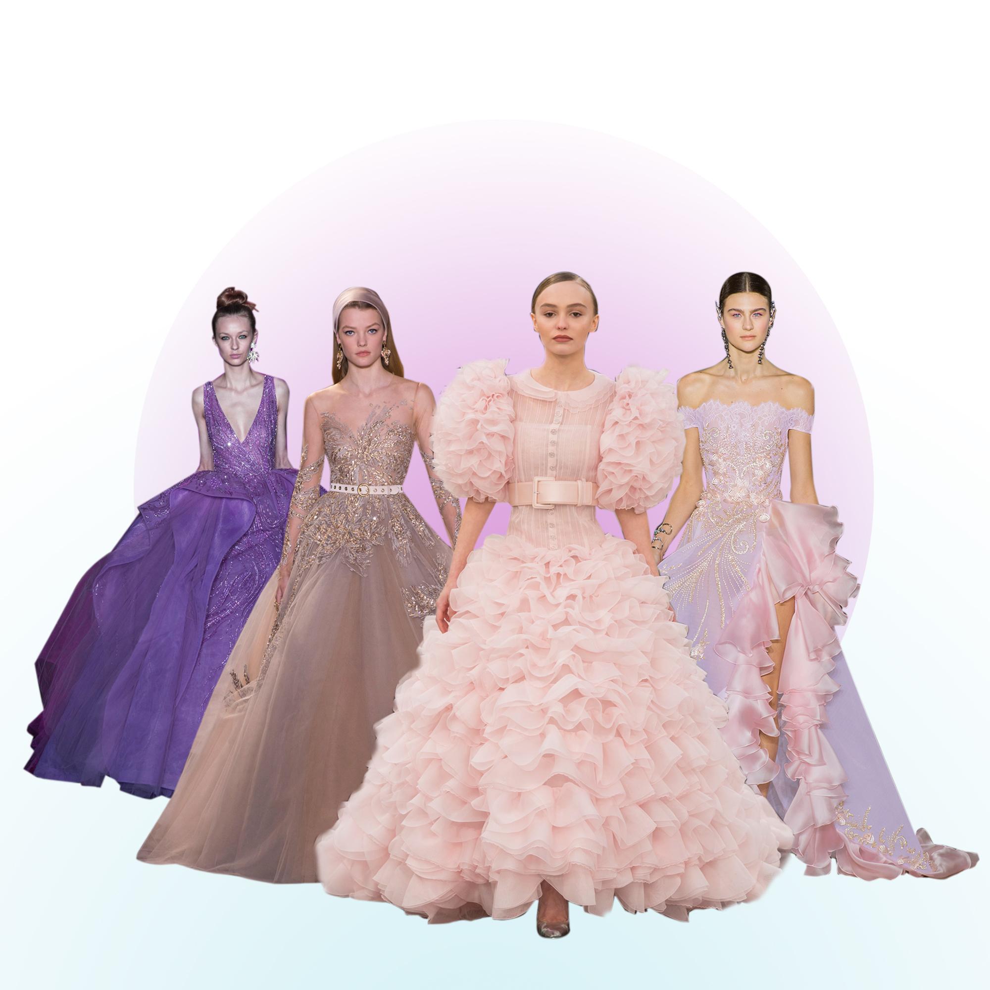 Robe de bal les plus belles robes de bal vues sur les for Prix de robe de mariage en or georges chakra