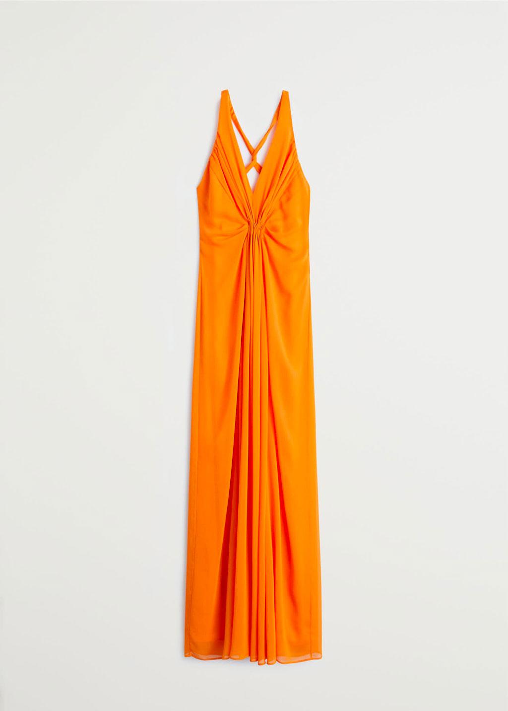 Robe Longue De Soiree Mango 20 Robes Du Soir Qui En Jettent Elle