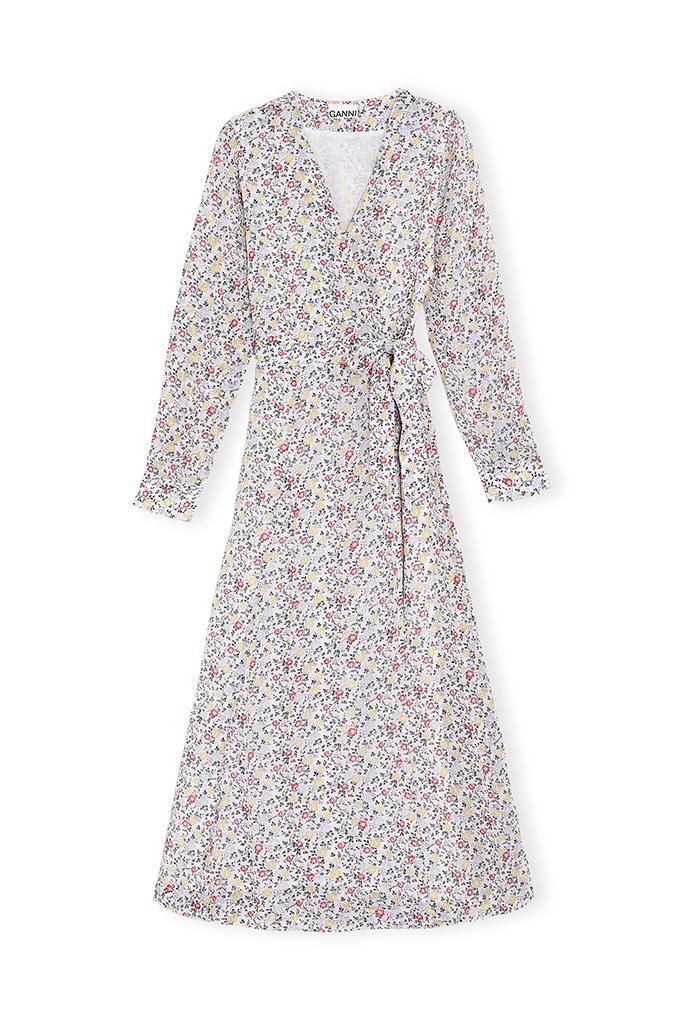 Robe Romantique Ganni 20 Robes Romantiques Pour Un Ete Bucolique Elle