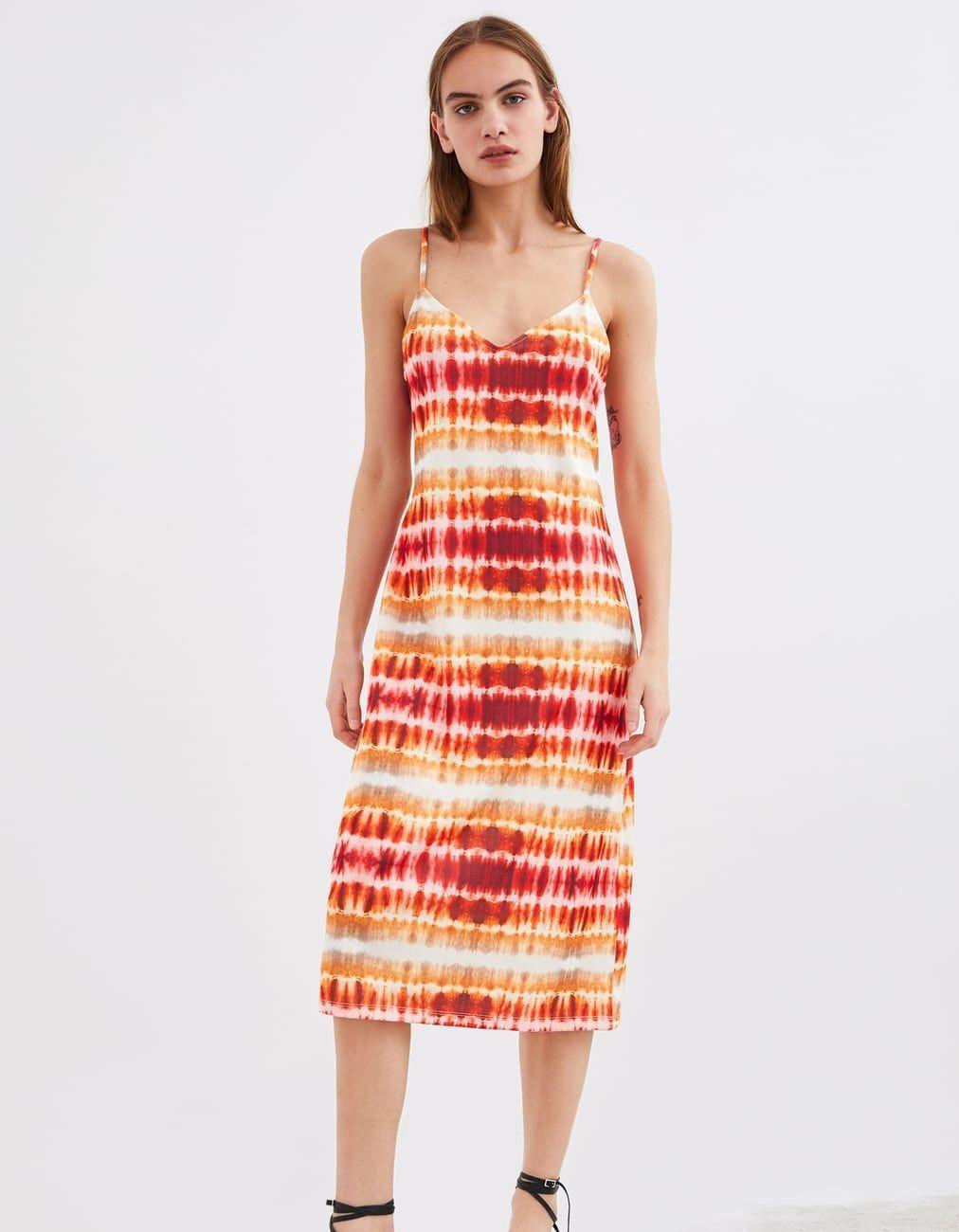 L'été Qu'on Robes En Plus Va Porter Belles Les Zara Tout Elle Soldes 7bf6Yyvg
