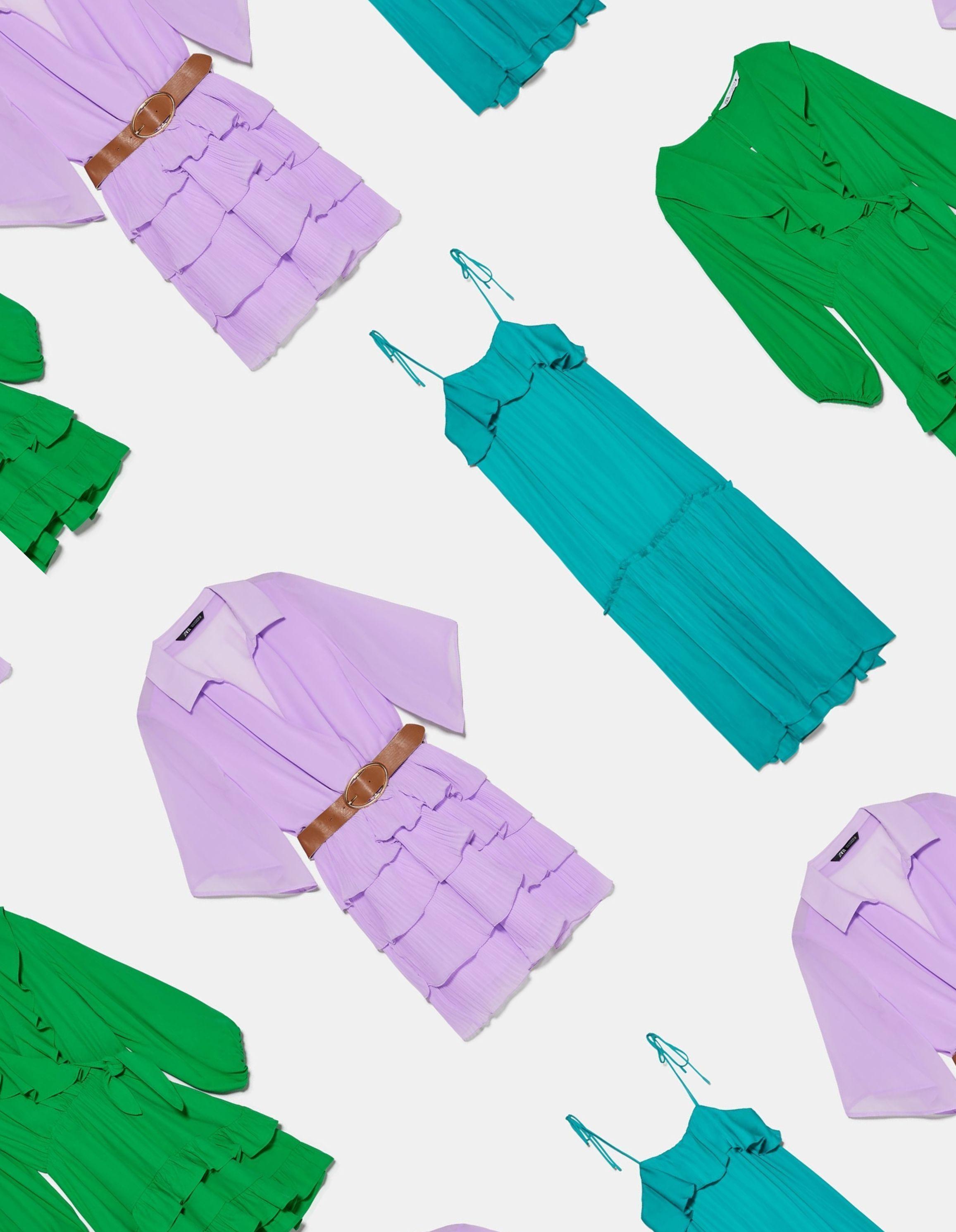 Les Plus Belles Robes Zara En Soldes Qu On Va Porter Tout L Ete Elle