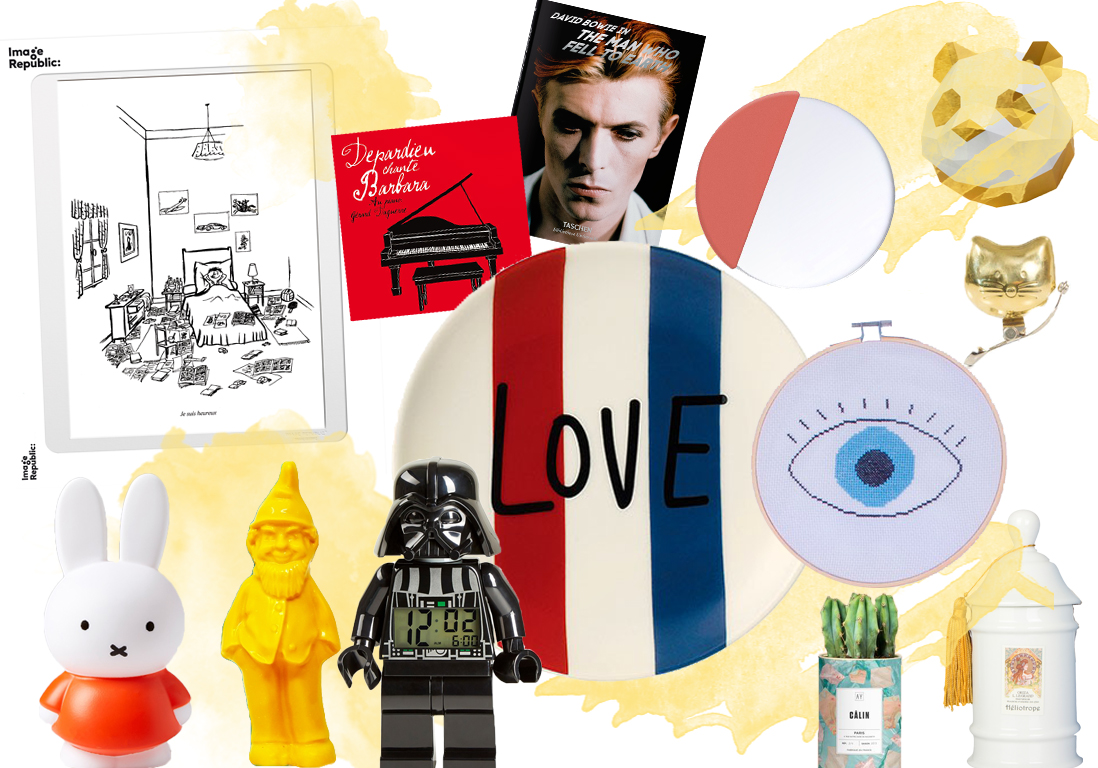 40 idées de cadeaux de Noël pas cher et cool