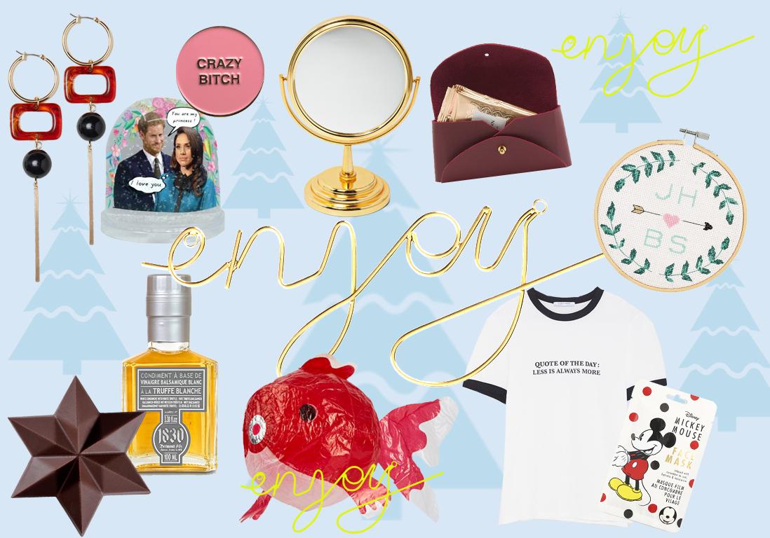 Noël : Des cadeaux à moins de 10 €