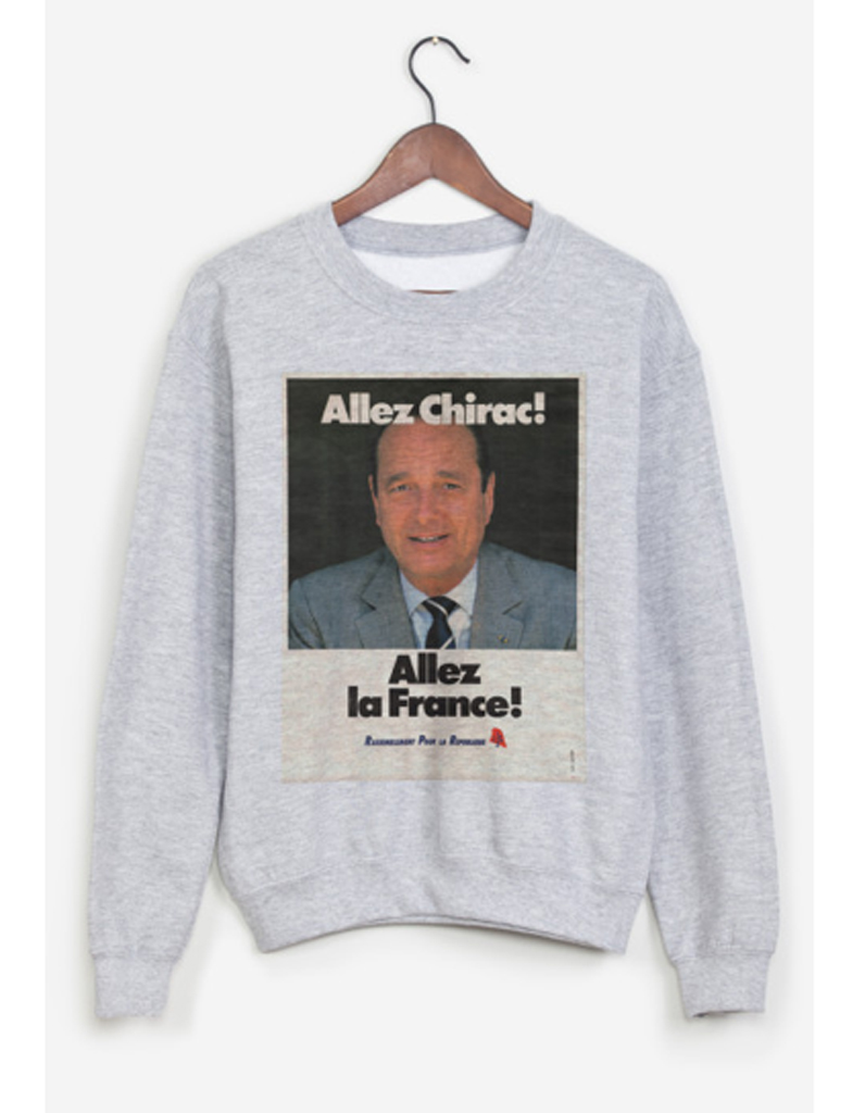 Le sweat à message RAD, l'idée cadeau bon plan