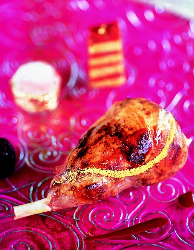 d 233 lice de lapin dor 233 au millefeuille de chorizo et foie gras comment cuisiner le lapin pour