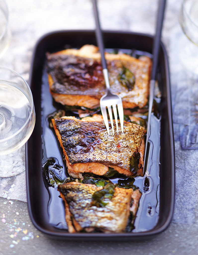 Poissons de Noël : les idées recettes de poissons pour Noël - Elle