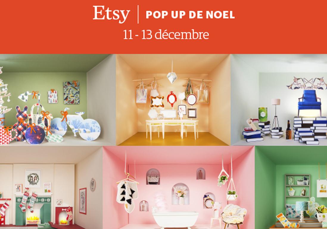 etsy pop up store de no l les adresses immanquables elle. Black Bedroom Furniture Sets. Home Design Ideas