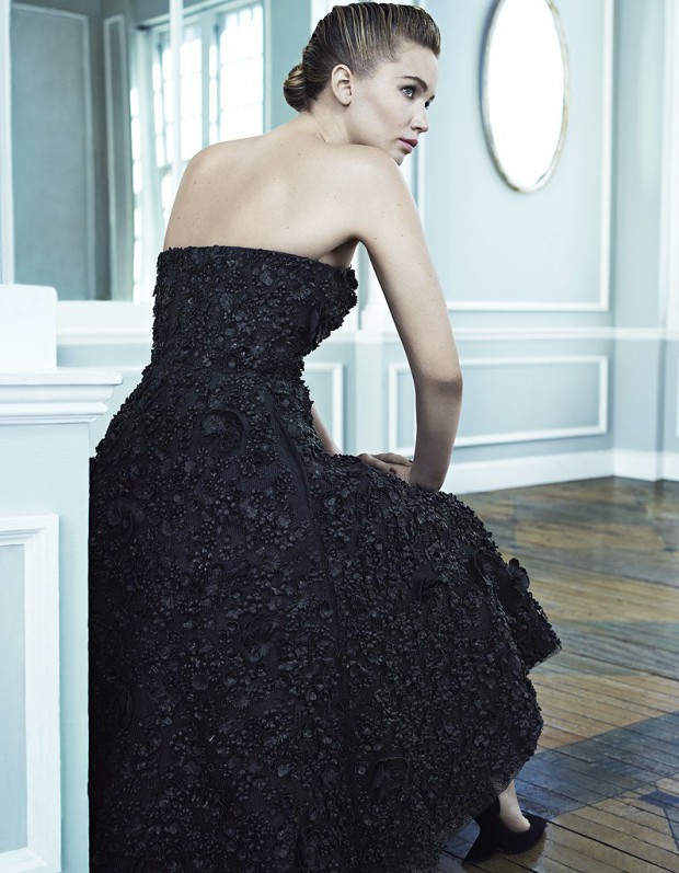 Jennifer Lawrence : l'actrice au franc-jeu