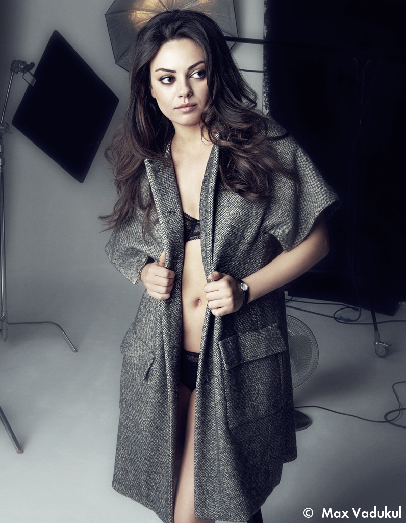 Mila Kunis Une Rebelle 224 Hollywood Elle