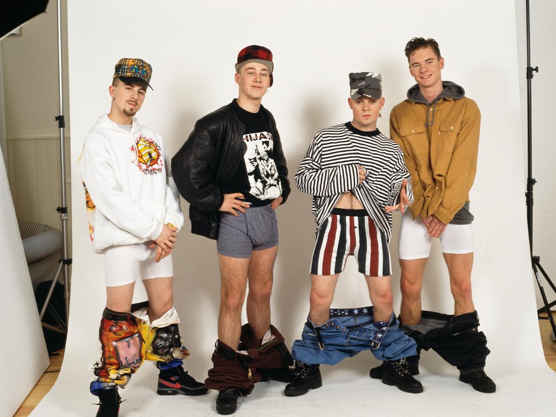 Boyzone Tot