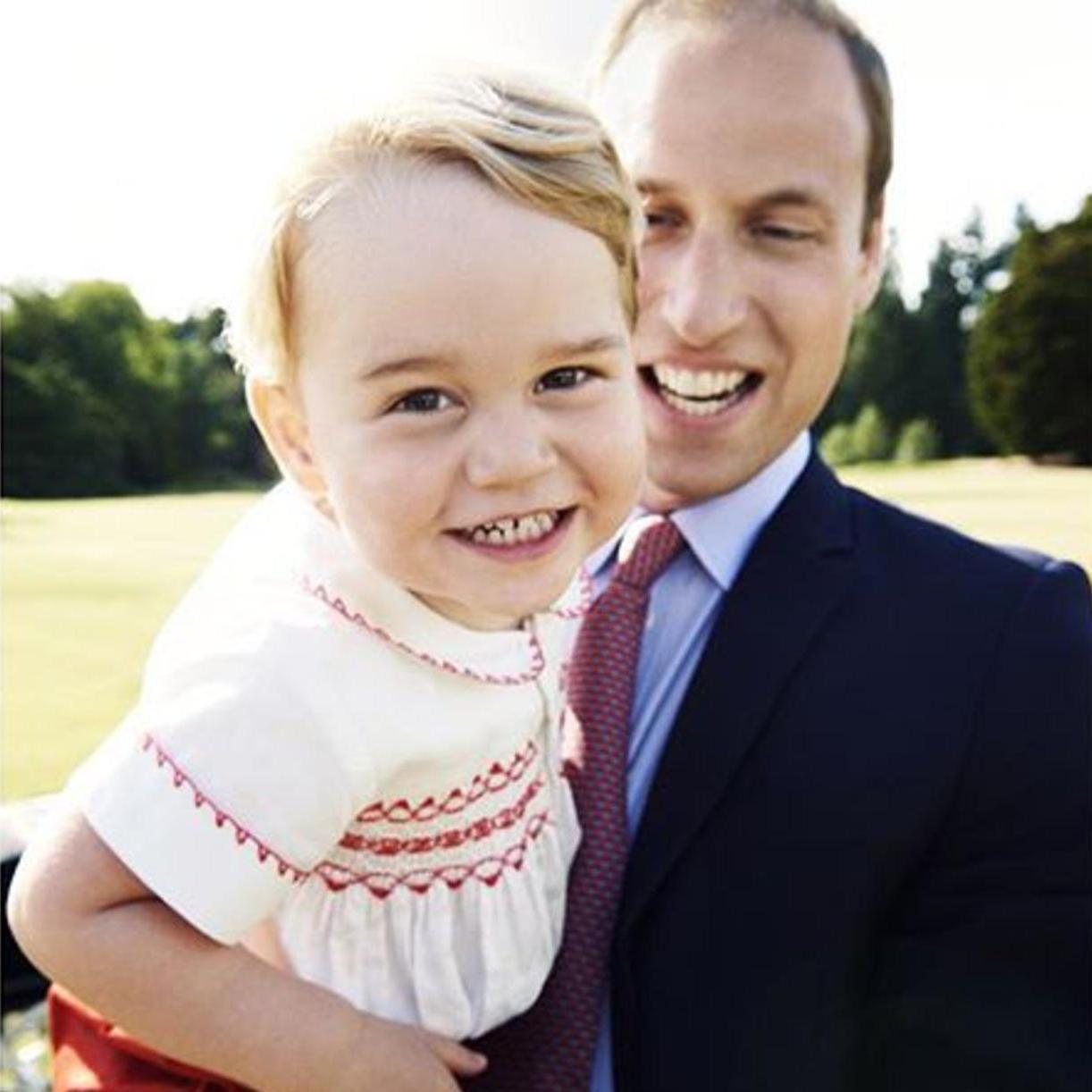 Joyeux anniversaire prince George !