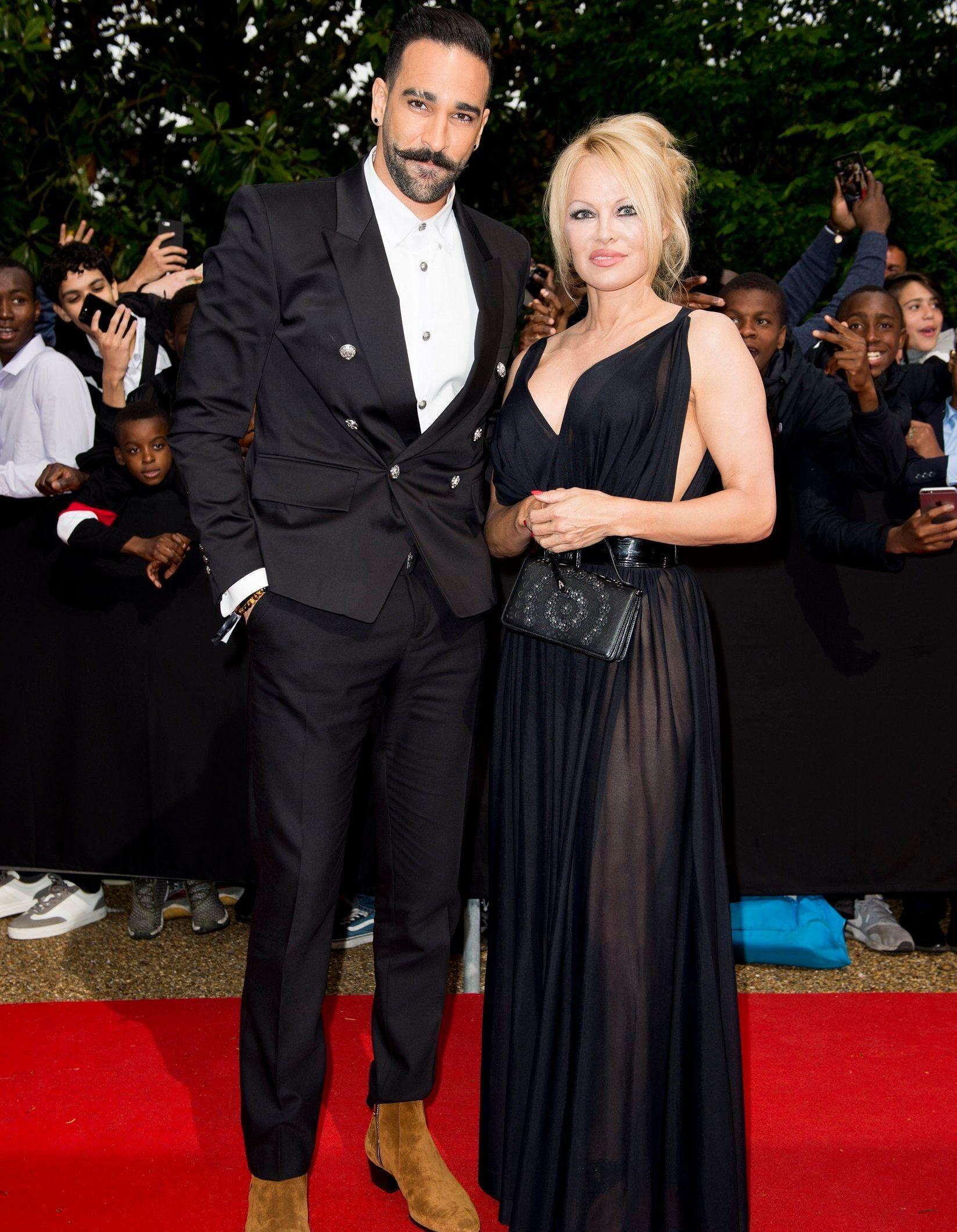 Accusé d'infidélité par Pamela Anderson, Adil Rami répond !