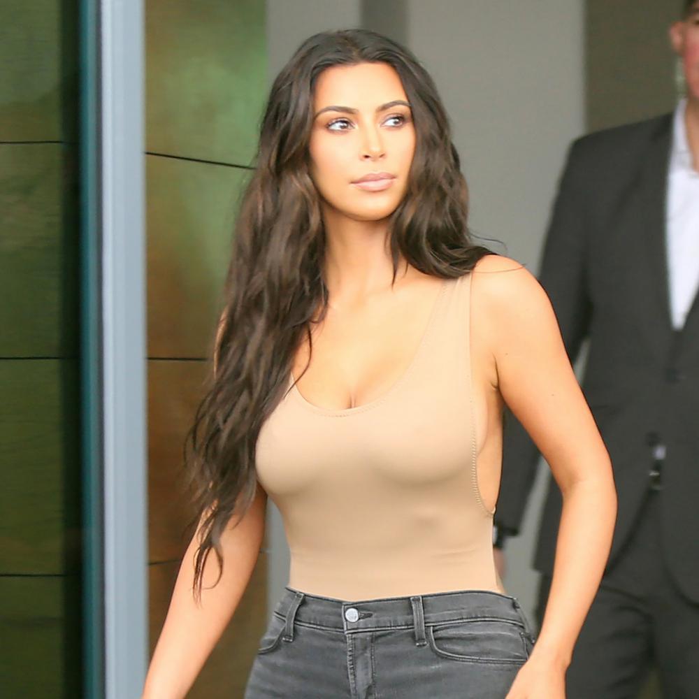 Agression de Kim Kardashian  un des bijoux volés retrouvé près de l\u0027hôtel  , Elle