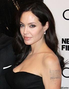 angelina jolie ses jumeaux dans la peau mode une Le régime minceur dAngelina Jolie