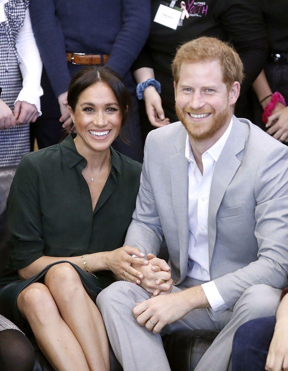 Baptême de Lilibet Diana : cette règle que le prince Harry va devoir respecter - Elle