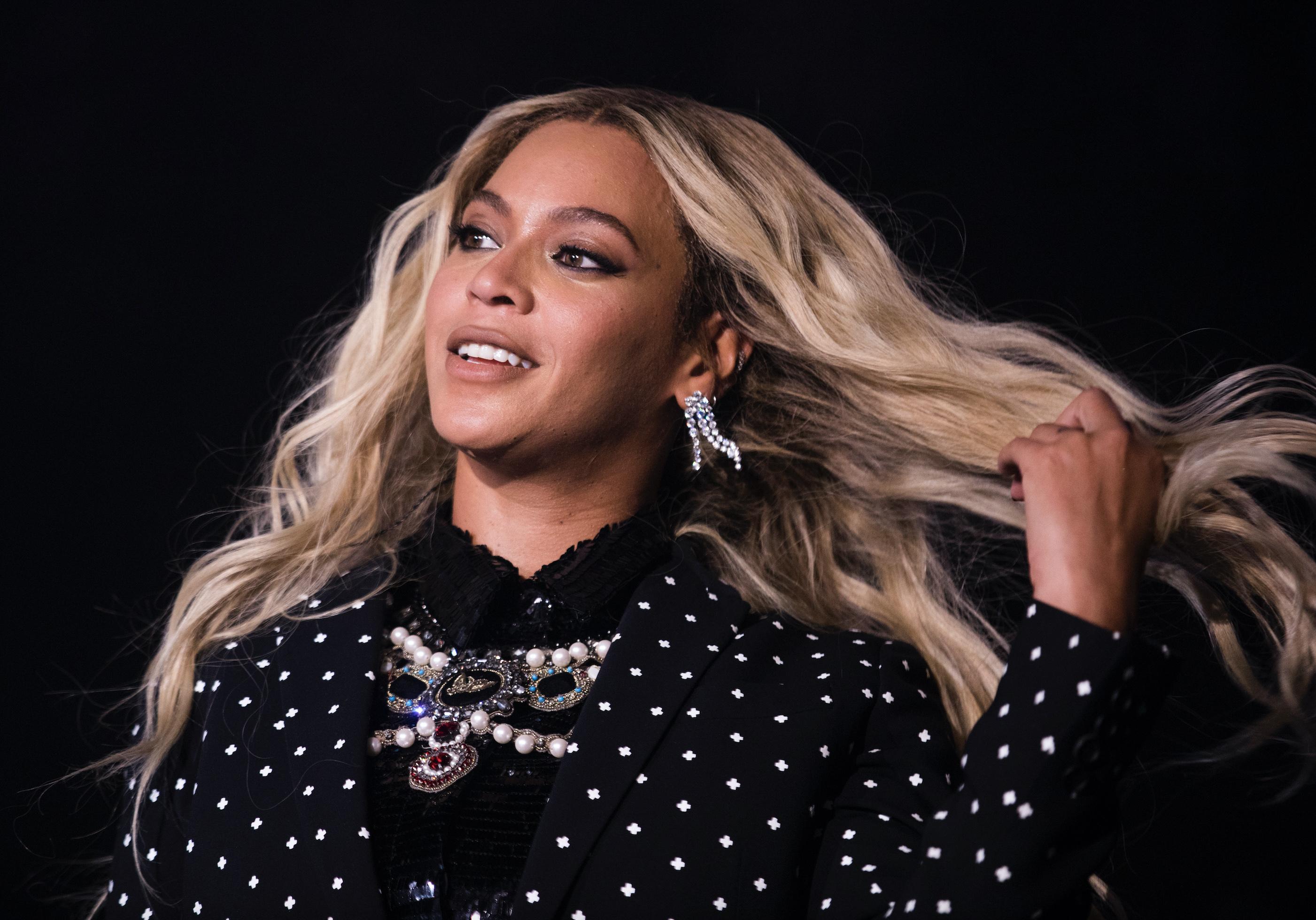 Beyoncé, superstar à l'aura féministe