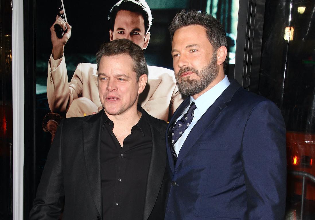 Ce que Matt Damon pense de la relation entre Jennifer Lopez et Ben Affleck - Elle
