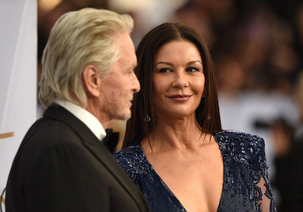 Couple de légende : Catherine Zeta-Jones et Michael Douglas, indétrônable power couple