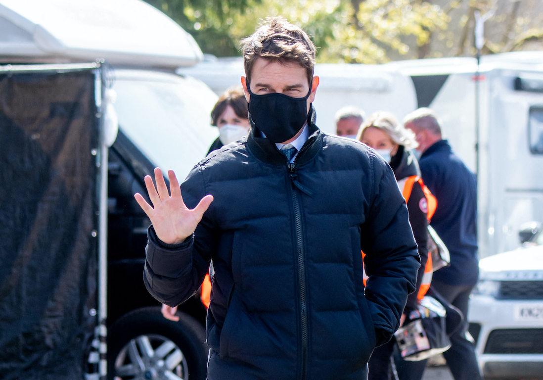 Covid-19 : Tom Cruise en quarantaine, le tournage de « Mission Impossible » en pause - Elle