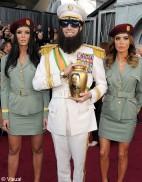 D Ali G. au Dictator dans la peau de Sacha Baron Cohen