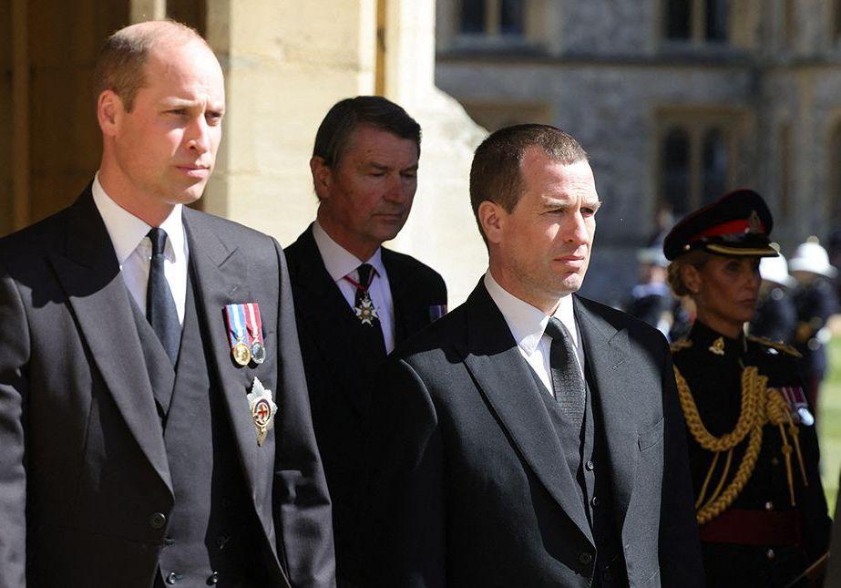 Disparition du prince Philip : les bouleversantes confidences de Peter Phillips, le petit-fils de la reine - Elle