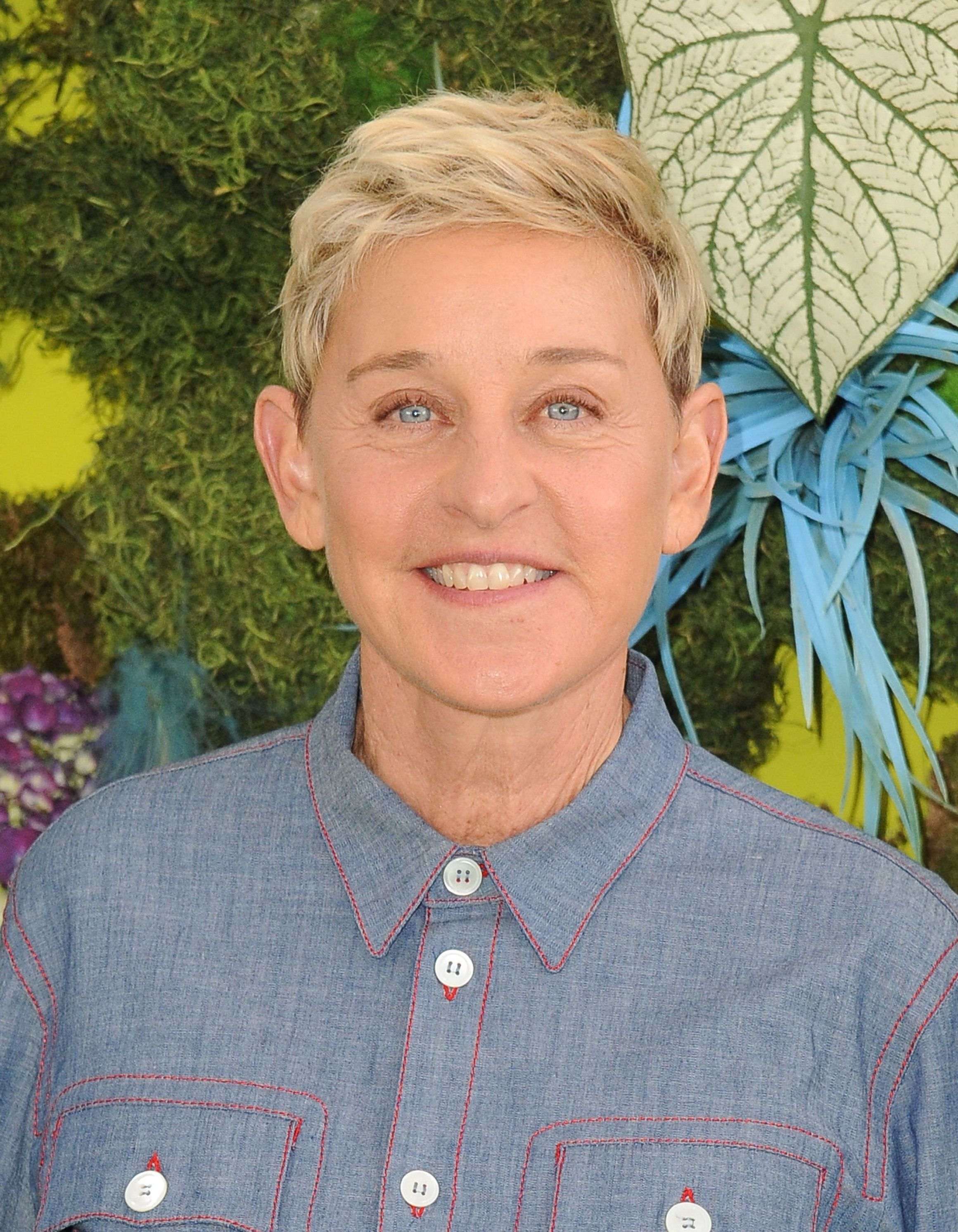 Ellen DeGeneres Strangely Promotes Think Tank, Fans
