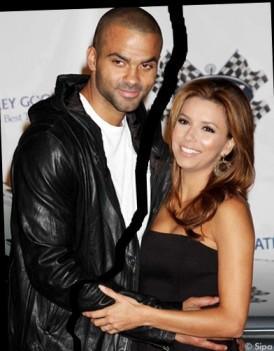 Eva Longoria et Tony Parker ils confirment le divorce