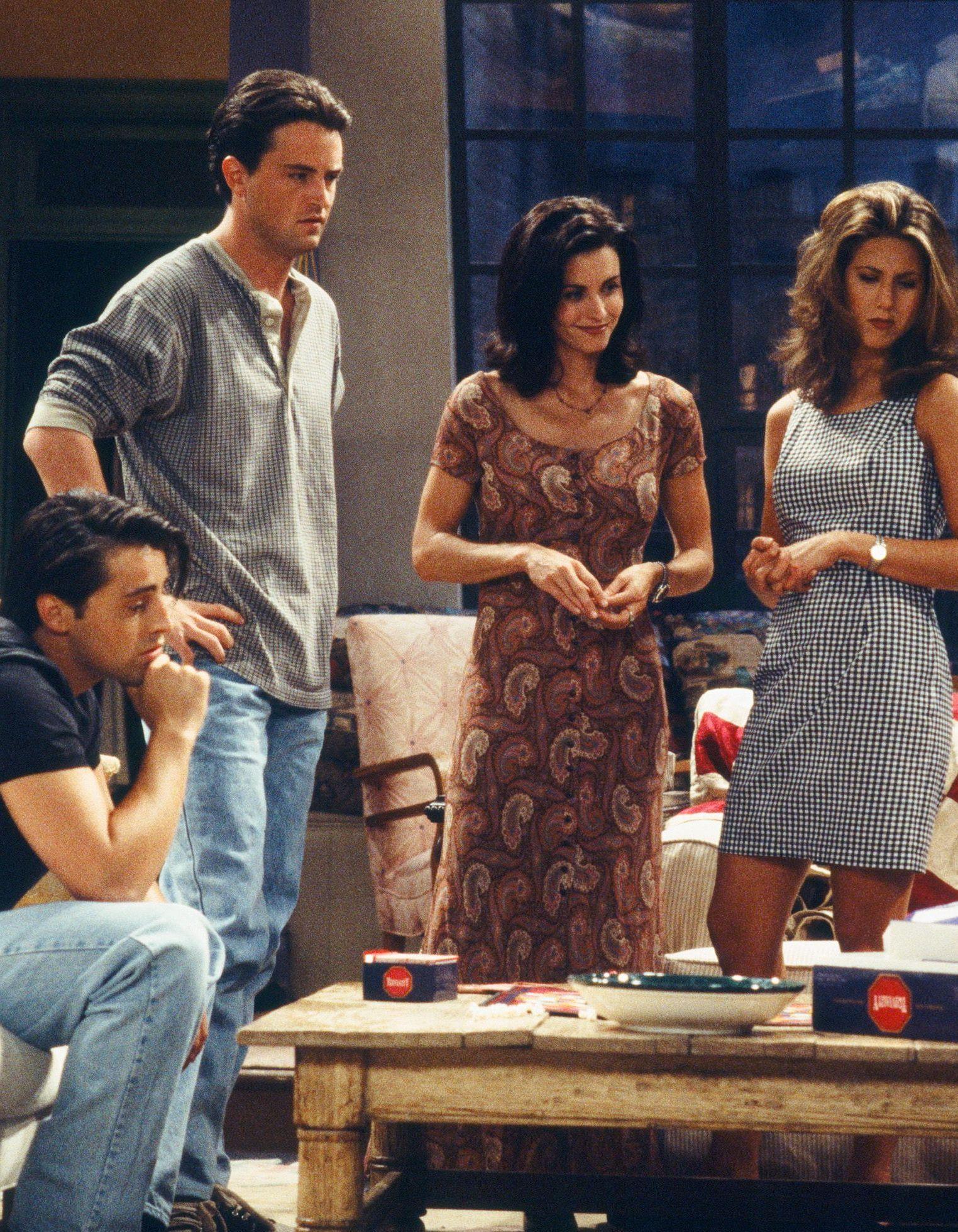 Friends revient : l'évolution des acteurs depuis leur début dans la série, à aujourd'hui - Elle