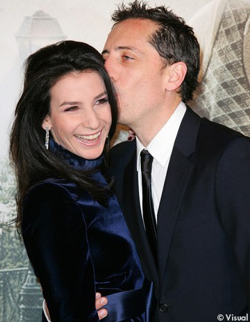 gad elmaleh et sa femme