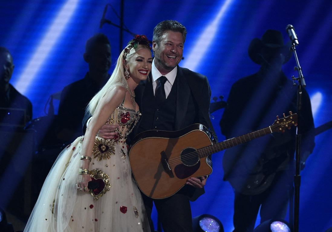 Gwen Stefani et Blake Shelton se sont mariés - Elle