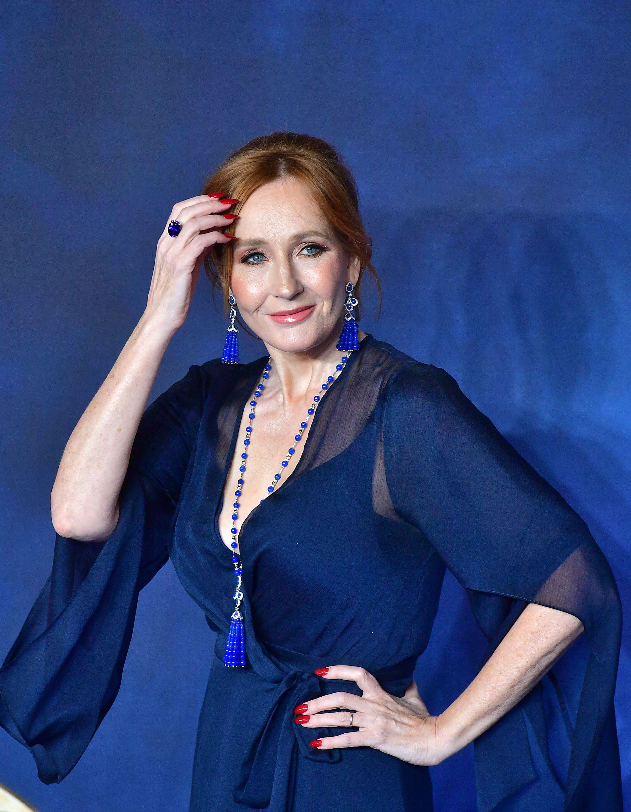 Harry Potter J K Rowling Rachete La Maison De Son Enfance Qui