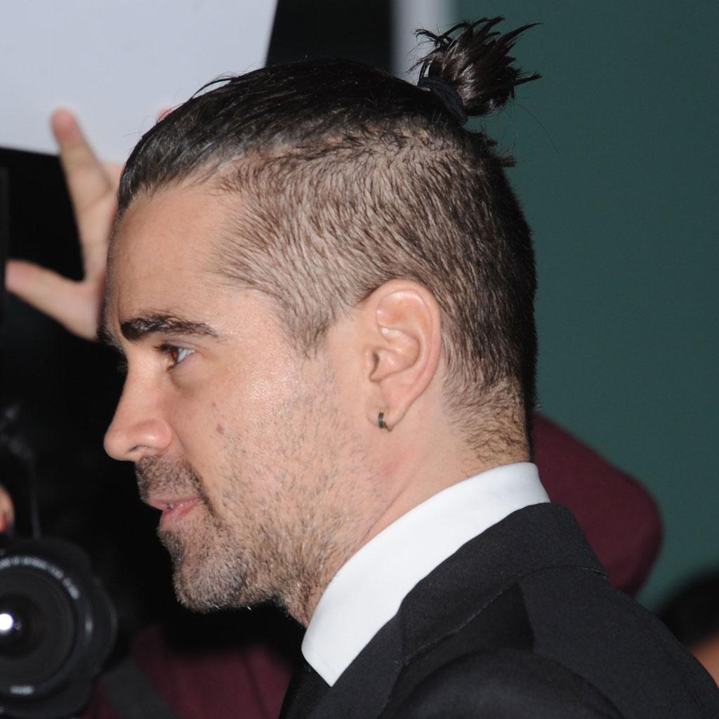 coupe de cheveux homme queue de cheval rase